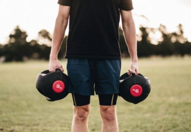 Hulajnoga – doskonały trening mięśni nóg